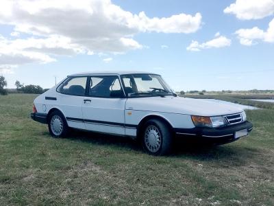Saab 900i 16 1989