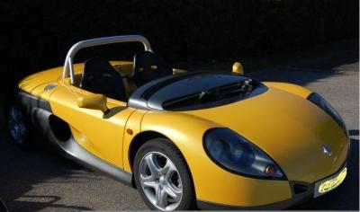 Spider Renault